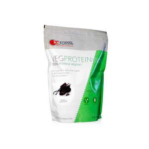 Keforma - Veg Protein 100% - Gusto Cioccolato Nero