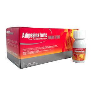 Adipesina - Coadiuvante nelle diete ipocaloriche - Forte - Azione Urto