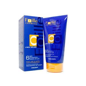 Foille - Crema protezione solare SPF 6