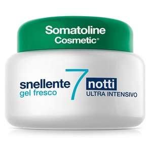 Somatoline - Snellente 7 Notti Ultra Intensivo - Gel Fresco