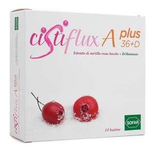 Cistiflux - A Plus 36 + D