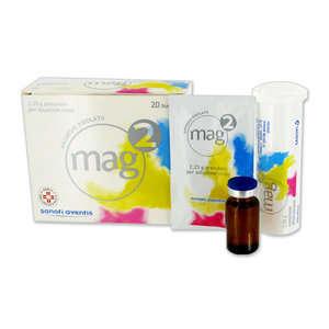 Mag - MAG 2*OS 20FL 10ML 1,5G/10ML