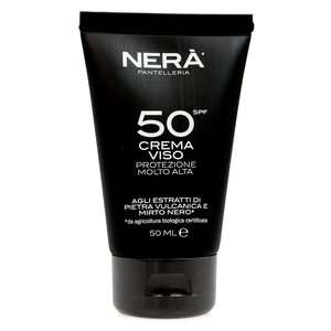 Nerà Pantelleria - Crema Viso - SPF 50