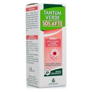 Tantum Verde - SOS Afte - Spray