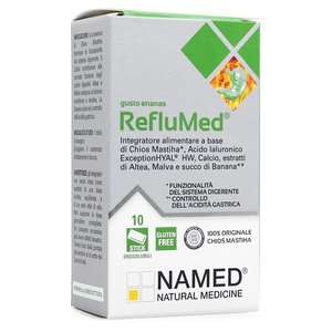 Named - RefluMed - 10 Stick Orosolubili