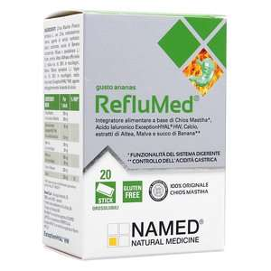 Named - RefluMed - 20 Stick Orosolubili