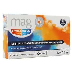 Mag - Stress Resist - Compresse