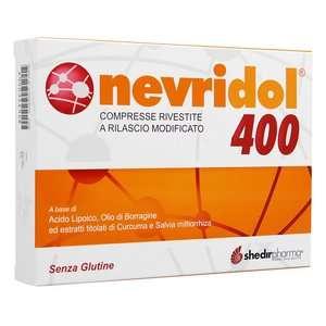 Nevridol - 400 - Compresse a Rilascio Modificato