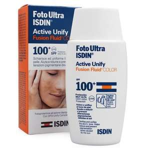 Isdin - Foto Ultra - Active Unify - Fusion Fluid COLOR 100+