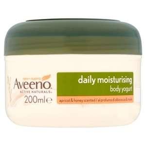 Aveeno - Body Yogurt - Albicocca e Miele