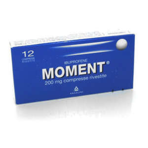Moment - MOMENT*12CPR RIV 200MG