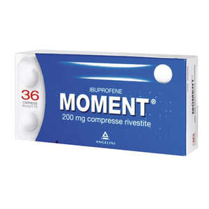 Moment - MOMENT*36CPR RIV 200MG