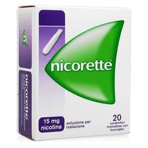 Nicorette - Soluzione per Inalazione