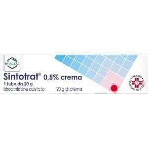 Sintotrat - SINTOTRAT*CREMA DERM 20G 0,5%