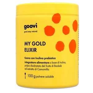 Goovi - My Gold Elixir - Tisana