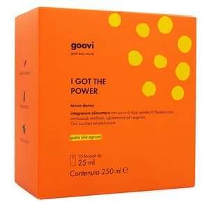 Goovi - I Got the Power - Tonico Donna