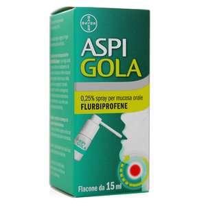 Aspirina - Aspi Gola - Spray