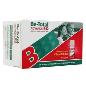 Be-total - Advance B12 - 15 Flaconcini