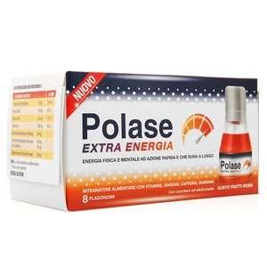 Polase - Extra Energia - 8 Flaconcini