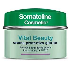Somatoline - Vital Beauty - Crema Protettiva Giorno