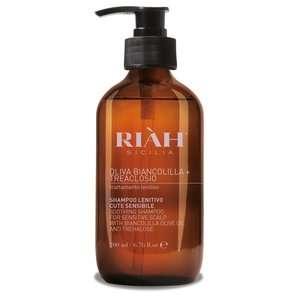 Riàh Sicilia - Oliva Biancolilla + Trealosio - Shampoo Lenitivo Cute Sensibile