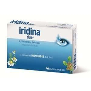 Iridina - IRIDINA DUE*COLL 10FL0,5ML0,05
