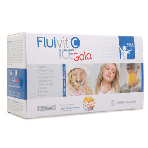 Fluivit - C - Ice Gola