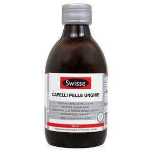 Swisse - Capelli Pelle e Unghie - Liquido