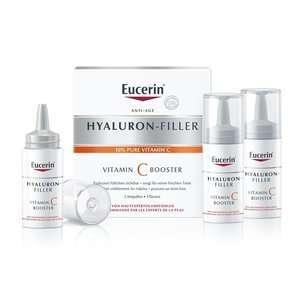 Eucerin - Hyaluron Filler - Vitamin C Booster - 3 Fiale