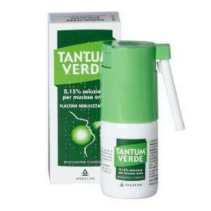 Tantum Verde - Spray Orale 0,30%