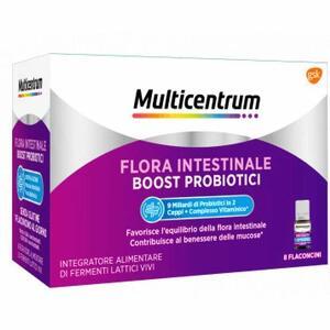 Multicentrum - Duobiotico - 8 flaconcini