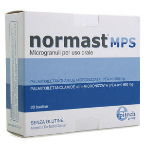 Normast - MPS - Microgranuli a base di Palmitoiletanolamide