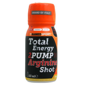 Named Sport - Total Energy PUMP - Arginine Shot