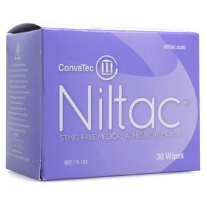 Niltac - Salviette per la rimozione delle medicazioni adesive