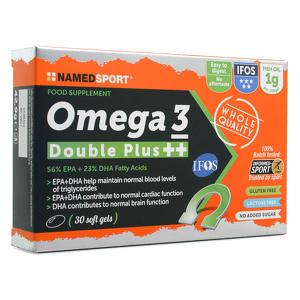 Named Sport - Omega 3 - Double Plus++