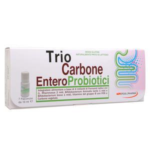 Trio Carbone - Entero Probiotici