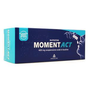 Moment - Momentact - Bustine orosolubili