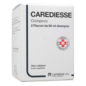 Carediesse - Shampoo antimicotico