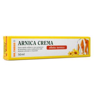 Dr. Theiss - Arnica Crema - Effetto Termico