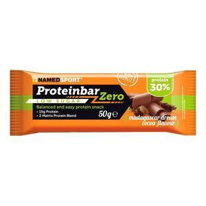 Named Sport - Proteinbar Zero - Barretta gusto Cacao del Madagascar