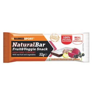 Named Sport - Naturalbar - Barretta Strawberry & Rhubarb