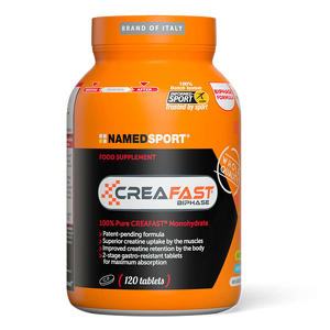 Named Sport - Creafast - Creatina 120 compresse