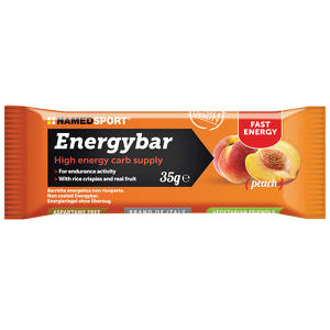 Named Sport - Energybar - Peach