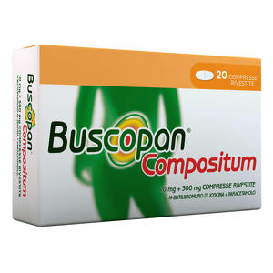 Buscopan - Compositum - 30 compresse