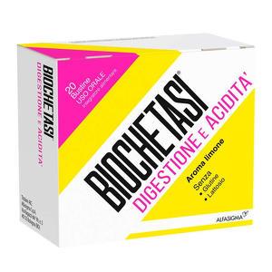 Biochetasi - Digestione e Acidità - Bustine