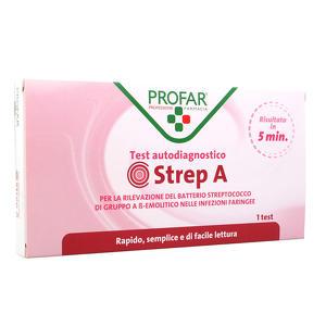 Profar - Strep A - Test Autodiagnostico per la rilevazione dello streptococco