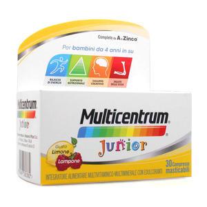 Multicentrum - Junior - Compresse Masticabili