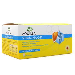 Aquilea - Vitamina C+D