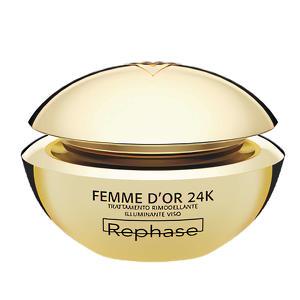 Rephase - Femme d'Or 24K - Trattamento Rimodellante Illuminante Viso