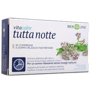 Bios Line - VitaCalm Tutta Notte - Compresse